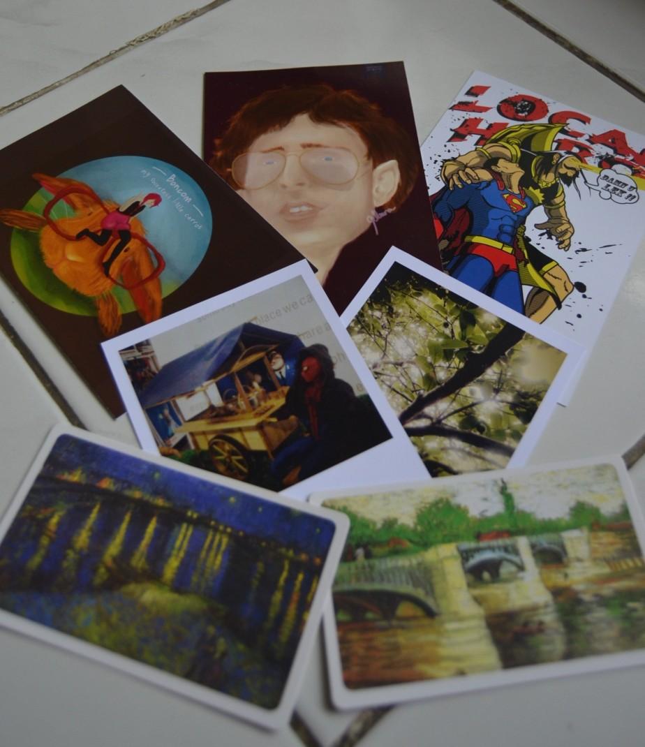 Meet Up Postcrossing &CardToPost